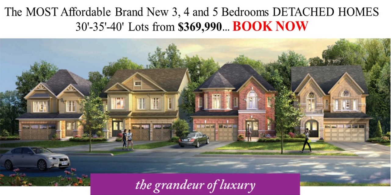 Grand River Woods - New Homes In Cambridge