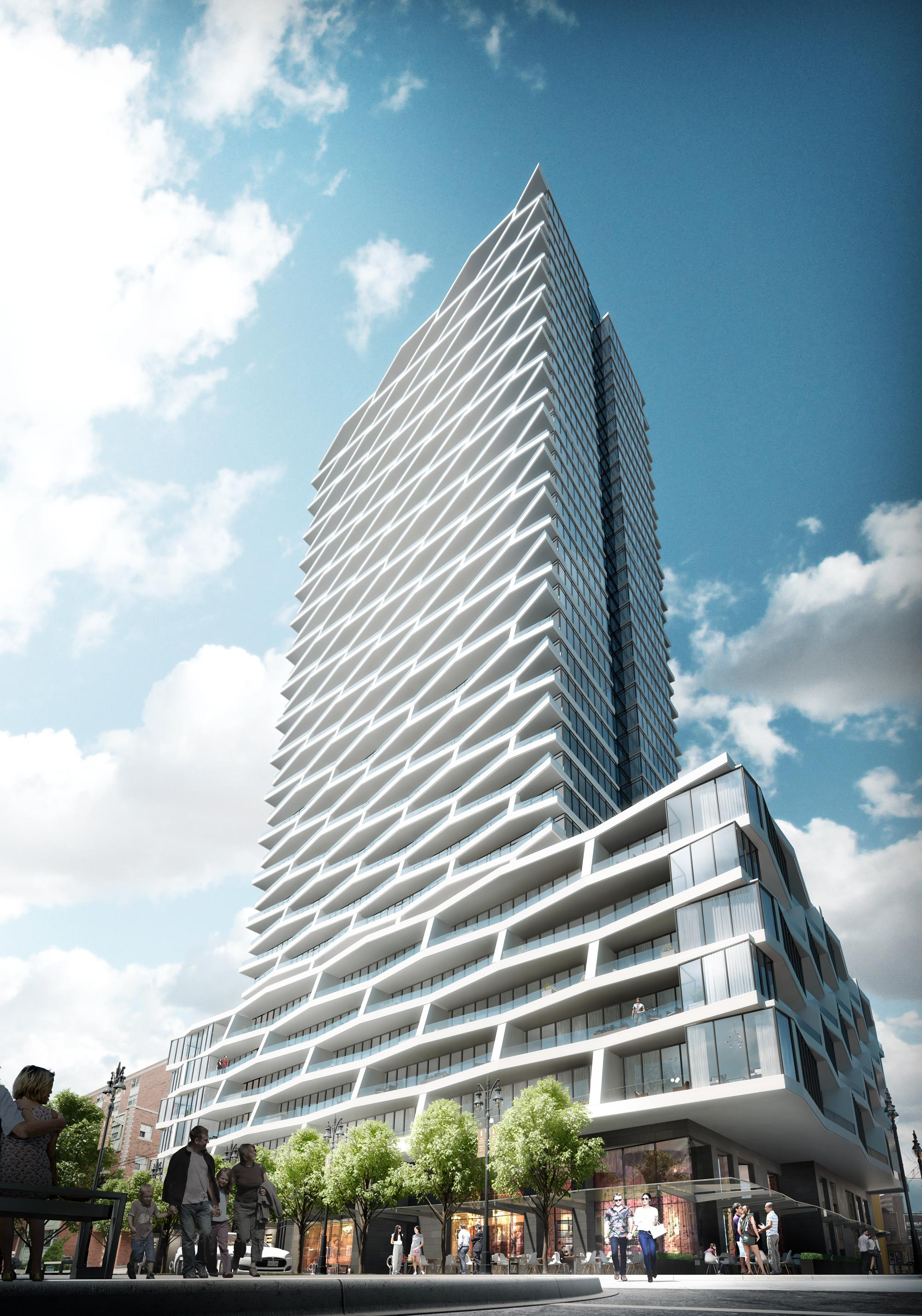 Axis Condos - Yonge & College - VIP Access