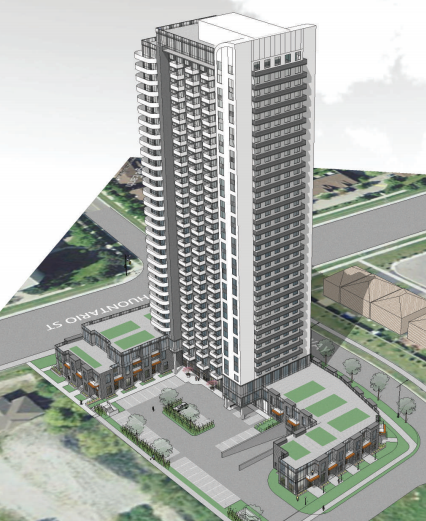 Mississauga Square Residences - New Condos In Mississauga