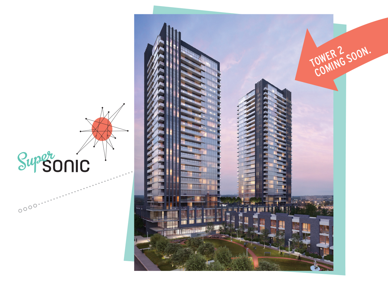 SuperSonic Condos 2- Buy Low & Sell High