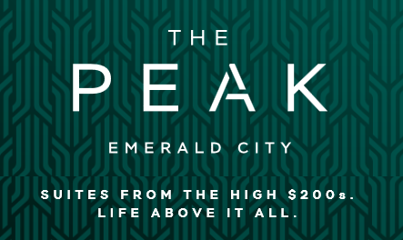 The Peak at Emerald City Condo - Buy Low & Sell High