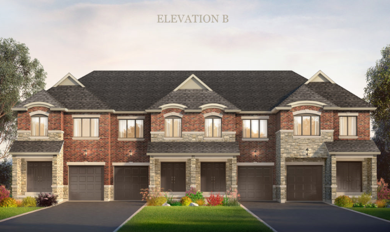 NEW FREEHOLD TOWN HOMES IN Niagara Falls Area